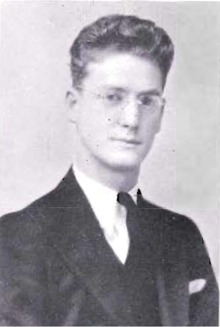 R.K. Johnson senior Vintage portrait