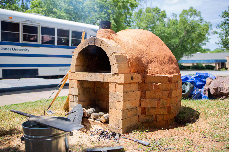 Culinary Arts' cobb oven